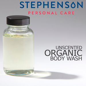 Unscented Organic Body Wash