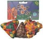 Diamond Woven Foot Toys-Planet Pleasures