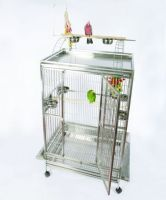 40 x 30 Macaw Play Top Stainless Steel A&E Cage