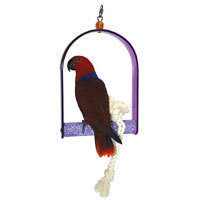 Lg Swing w/ Pedicure Perch-Penn Plax