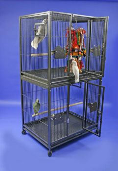 40 x 30 Double Stack A&E Cage