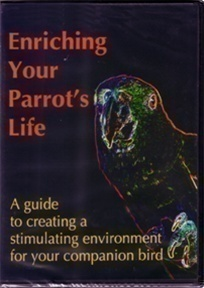 Enriching Your Parrot's Life DVD