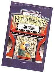 4oz Parrot Popcorn Nutri-Berries Treat