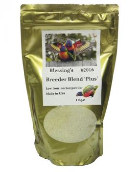 Breeder Blend Plus 2lb - Blessing