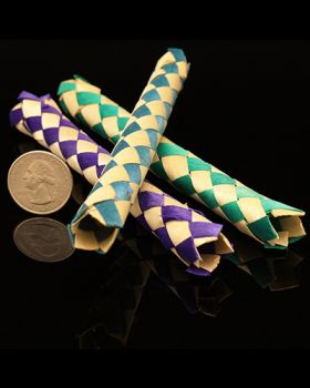 Bamboo Finger Traps