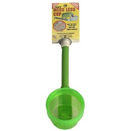 Lg Mess Less Perch Cup-Polly's