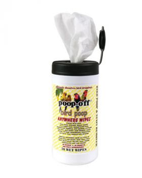 Poop Off Anywhere Wipes