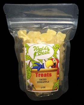 Diced Pineapple 5oz