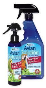 8oz Avian Solution