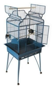 26 x 20 x 36 Powder Coated Victorian Top AE Cage
