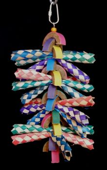 Finger Trap Sensation-Bird Toy Creations