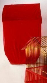 Lg Bird Cage Cover Sheer Guard