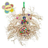 Just 4 Fun-Molly's Bird Toys