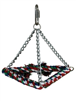 Sm Rope Triangle Swing-Caitec/Paradise