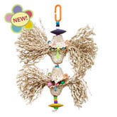 Pure Crabby-Molly's Bird Toys