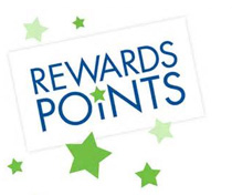 Shopping reward points details