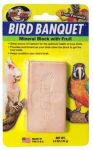 Lg Fruit Mineral Block-Zoo Med Bird Banquet