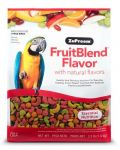 3.5lb Large Parrot Fruit Blend-Zupreem Large