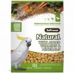 Large Parrot Natural Bulk-Zupreem Large