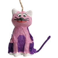 Kitty Mini Pinata-Fetch It Pet Polly Wanna