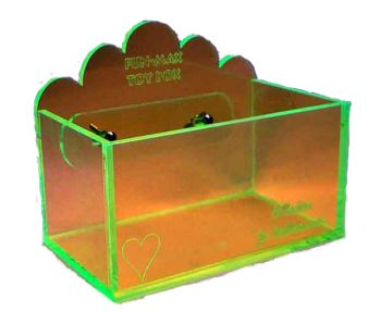 Med Toy Box-Zoo Max