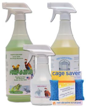 A&E Cleaner Bundle - A&E Cage Company