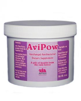 16oz AviPow Antifungal Supplement - Avitech