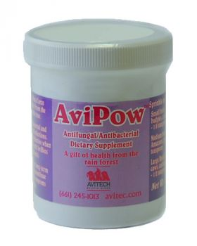 4oz AviPow Antifungal Supplement - Avitech