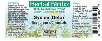 2oz System Detox Extract