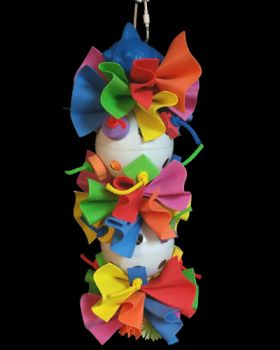 Ruffle Firework-Bird Toy Creations