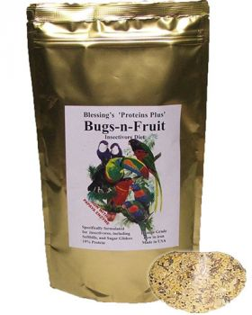 Bugs N Fruit 1lb-Blessings