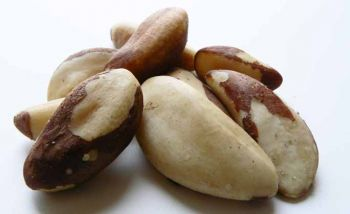 Shelled Brazil Nuts Per 1/2 lb