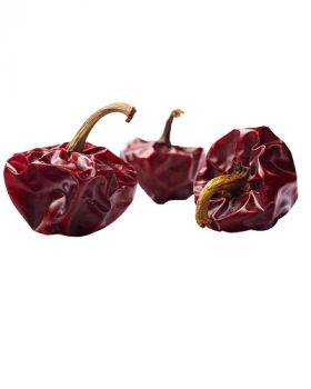 10lb Red Hot Chili Peppers Dried