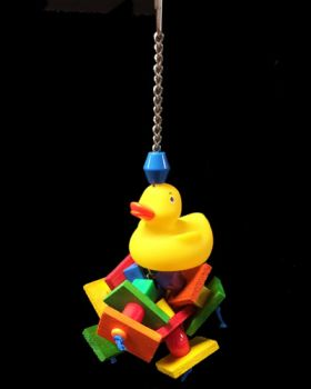 Duck on Patrol - Happy Beaks Made In The USA