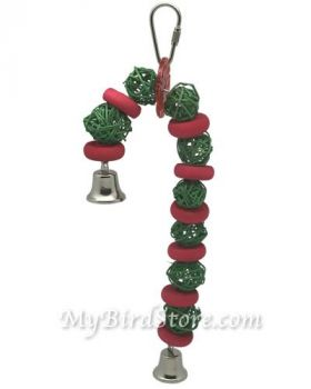 Vine Ball Candy Cane