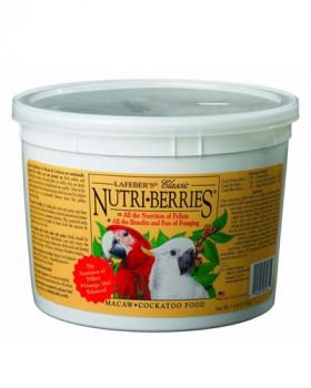 3.5lb Macaw Classic Nutri-Berries-Lafeber's
