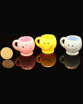 Face Tea Cups