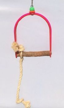 Hardwood Swing-Polly's Pet Products