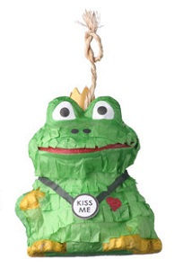 Frog Prince-Fetch It Pet Polly Wanna