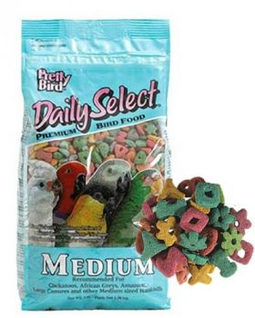 3lb Daily Select Medium Bird - Pretty Bird