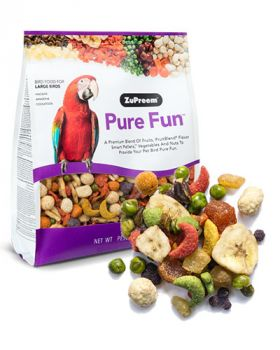 Pure Fun Large Birds 2lb - Zupreem