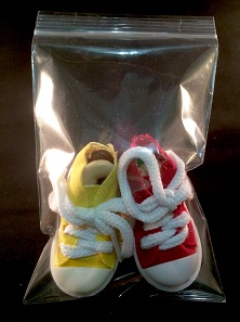 Stuffed Sneakers - Happy Beaks Made In USA