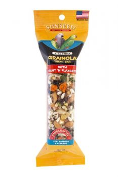 Fruit & Flaxseed Grainola Treat Bar