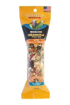 Papaya & Pineapple Grainola Treat Bar