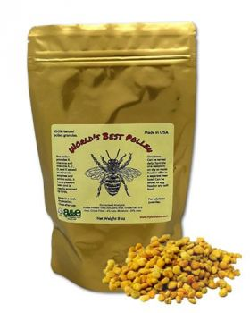 8oz World's Best Pollen - World's Best