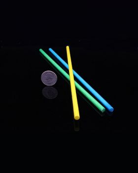 XL Color Paper Sticks 10pk
