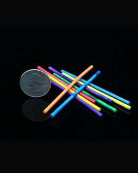 XS Color Paper Sticks 25pk
