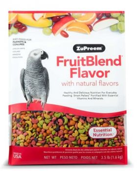 3.5lb ML Fruit Blend-Zupreem