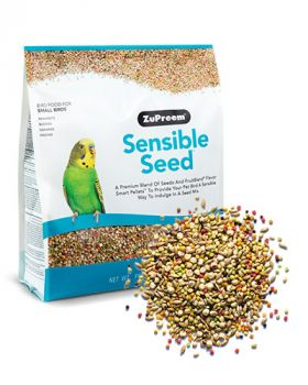 Sensible Seed Small Birds 2lb - Zupreem