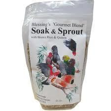 2lb Soak and Sprout-Blessing's Gourmet Blend